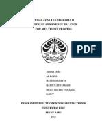 Cover Azas Teknik Kimia II