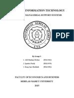 Sistem Informasi Manajemen BAB  7