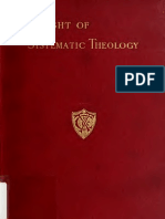 The Right of Systematic Theology - B. B. WARFIELD
