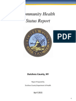 Dutchess County Community Health Status Report 2015
