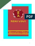 Manual de Reiki nível1