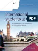 City University International Guide
