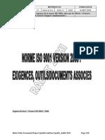 Exigences Iso 9001 & Outils_rabet_iaqt