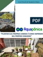 Apostila de Aquaponia