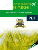 COMPLETE STATE OF TEH COUNTY ADDRESS 2015 WITH ANNEXES AND PROGRESS REPORTS