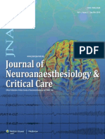 Early Post Operative Cognitive Dysfunction (POCD) in middle aged hypertensive patients