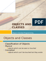 02 Objects and Classes