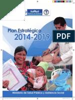 Plan Estrategico MSPAS 2014-2019 Version 040414