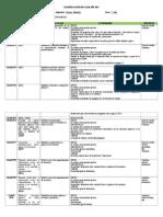 PLANIFICACION DE CLASE 7° AÑO 2015