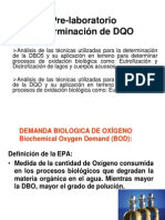 Clase Pre-laboratorio DQO