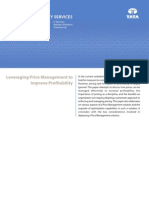 Leveraging Price Management