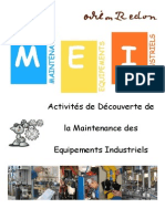 Activites de Decouverte de La Maintenance(2)