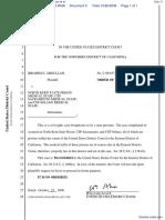 Abdullah v. California Department of Correction et al - Document No. 5