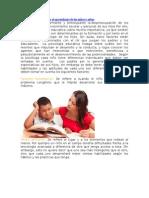 Factores Que Influyen en El Aprendizaje de Los Niños y Niñas