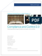 Banking Compliance and Control