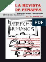Revista de Fenapes- Noviembre 2012