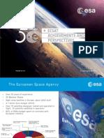 ECSAT - Achievements and Perspectives