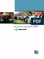 Milpo Reporte Sostenibilidad 2011 (1)