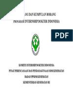 1. Sampul Borang & Buku Log