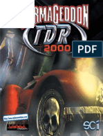 Carmageddon TDR2000 - Manual - PC