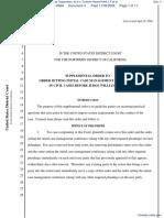 Woodside Hotels and Resorts Group Services Corporation, et al v. Custom House Hotel, LP et al - Document No. 4