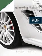 Porsche Engineering Magazine