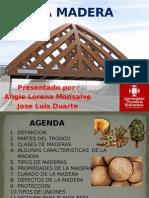 Exposicion La Madera