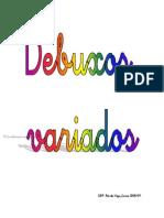Debuxos variados 1