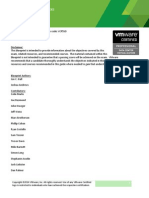 VCP5 DCV Exam Blueprint v3 1