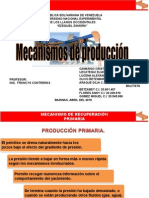 mecanismos de produccion