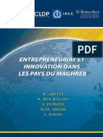 Entrepreneurship - Innovation in the Maghreb - French