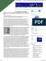 Apuntes Sobre Las Notas Críticas Al _Ensayo Popular de Sociología_ Elaboradas Por Gramsci (II)