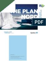 Plan Nord English summary