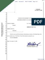 Camino v. Merck & Company, Inc. - Document No. 5
