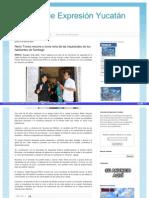 10-04-2015 Nerio Torres Recorre y Toma  Nota de Las Inquietudes de los Habitantes de Santiago.