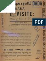 DADAISTA VISITAS