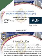 Programación Extrema XP