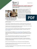 PRESS_eSchool News | Technology Hooks Students at Northwestern High
