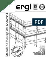 Manual Instruc Andamio Europeo Hergi PDF