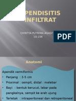 APENDISITIS INFILTRAT