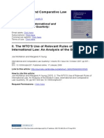 IMP The wto use of relevant rules of international law- an analysis of the biotech case.pdf