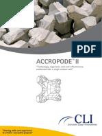 ACCROPODE™ II_Brochure