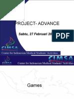 Fix Project Advance