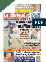 LE BUTEUR PDF du 31/01/2010