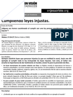 HomCV-Mateo 17 (24-27) - Cumpliendo Leyes Injustas