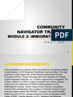 CN Training (English) - Module 2 - Immigration 101