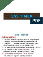 555 Timer&Application