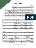 Liszt_Salve Regina SATB