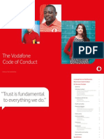 Vodafone Code of Conduct 2012