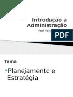 Introdução a Administrção
